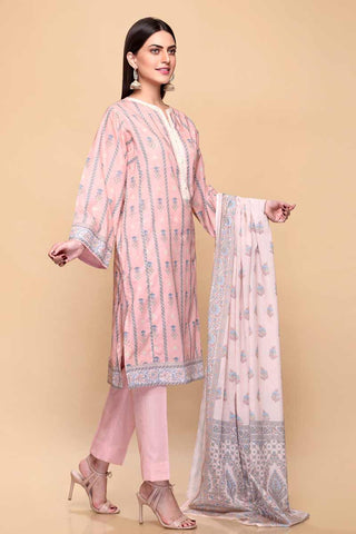 Gul Ahmed 3PC Unstitched Lawn Suit CL-716 A
