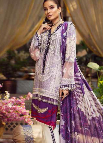 Maryam Hussain MRH19F 03 NUR - Festive Collection