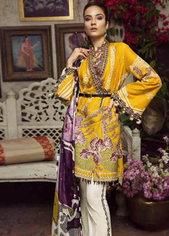 Maryam Hussain MRH19F 04 SOFIA - Festive Collection