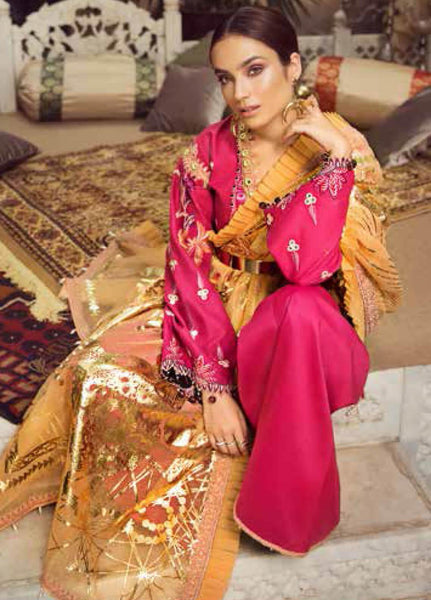 Maryam Hussain MRH19F 06 BAHAR - Festive Collection