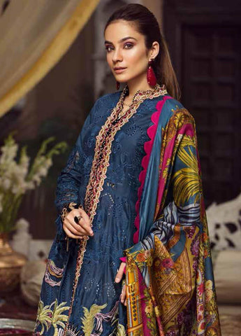 Maryam Hussain MRH19F 07 FALAK - Festive Collection