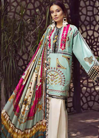 Maryam Hussain MRH19F 08 LAYLA - Festive Collection