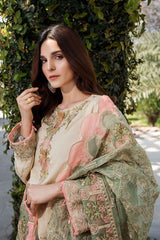 Motifz 2448-MOON-MIST EMBROIDERED LAWN UNSTITCHED