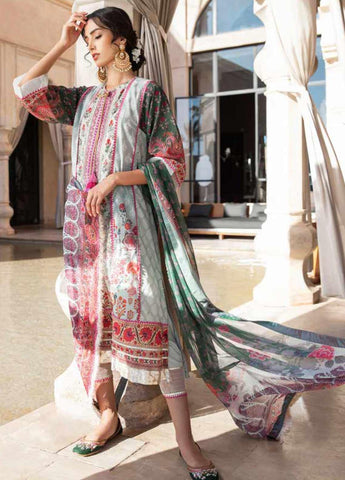 Sobia Nazir SN20V 8A - Summer Collection