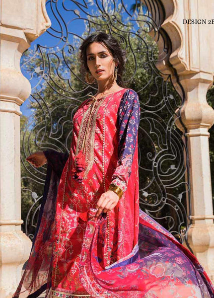 Sobia Nazir SN20V 8B - Summer Collection