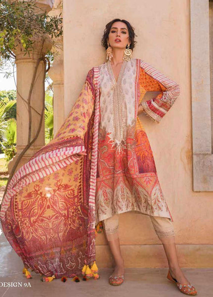 Sobia Nazir SN20V 9A - Summer Collection