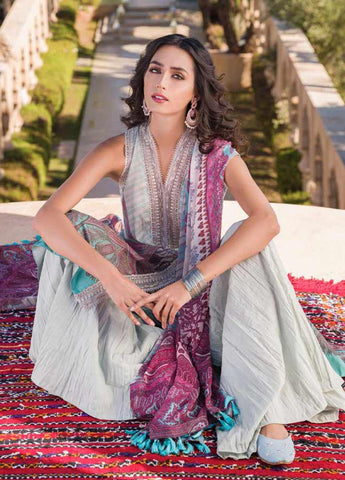 Sobia Nazir SN20V 9B - Summer Collection