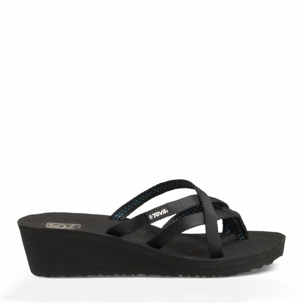 Teva Women MUSH MANDALYN WEDGE OLA 2 BLACK