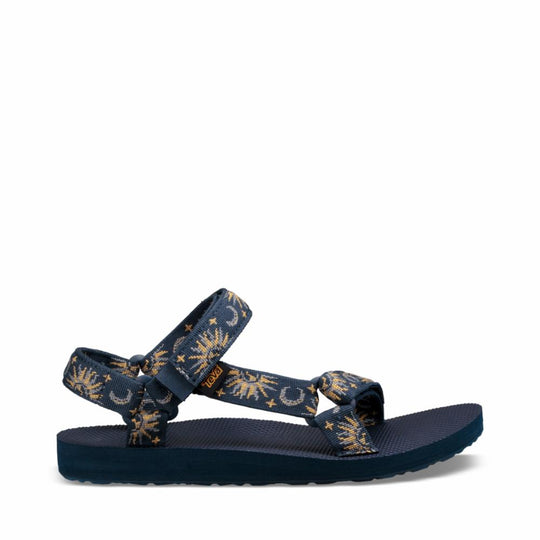Teva Women ORIGINAL UNIVERSAL SUN AND MOON INSIGNIA BLUE