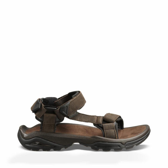 Teva Men TERRA FI 4 LEATHER TURKISH COFFEE TKCF
