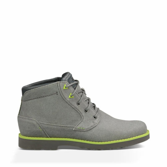 Teva Men DURBAN - WAXED CANVAS CHARCOAL