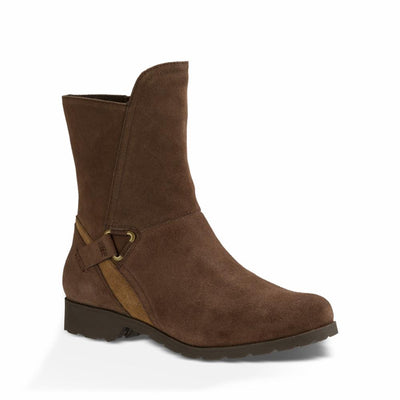 Teva Women SEGUNDO MID BROWN
