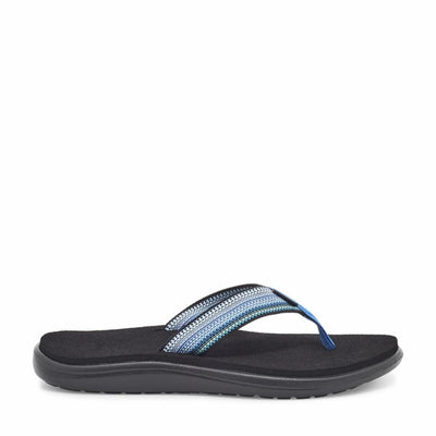 Teva Women VOYA FLIP ANTIGUOUS BLUE MULTI