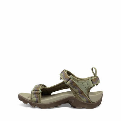 Teva Kids Tanza STEPS DARK OLIVE