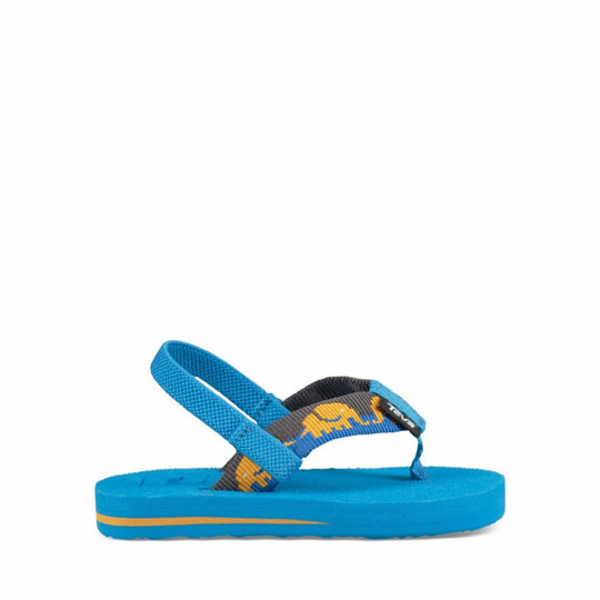 Teva Kids MUSH ELEPHANTS BRILLIANT BLUE