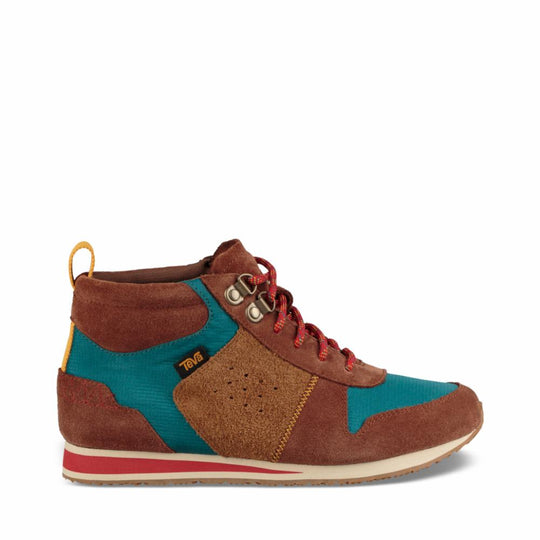 Teva Women HIGHSIDE '84 MID TORTOISE SHELL