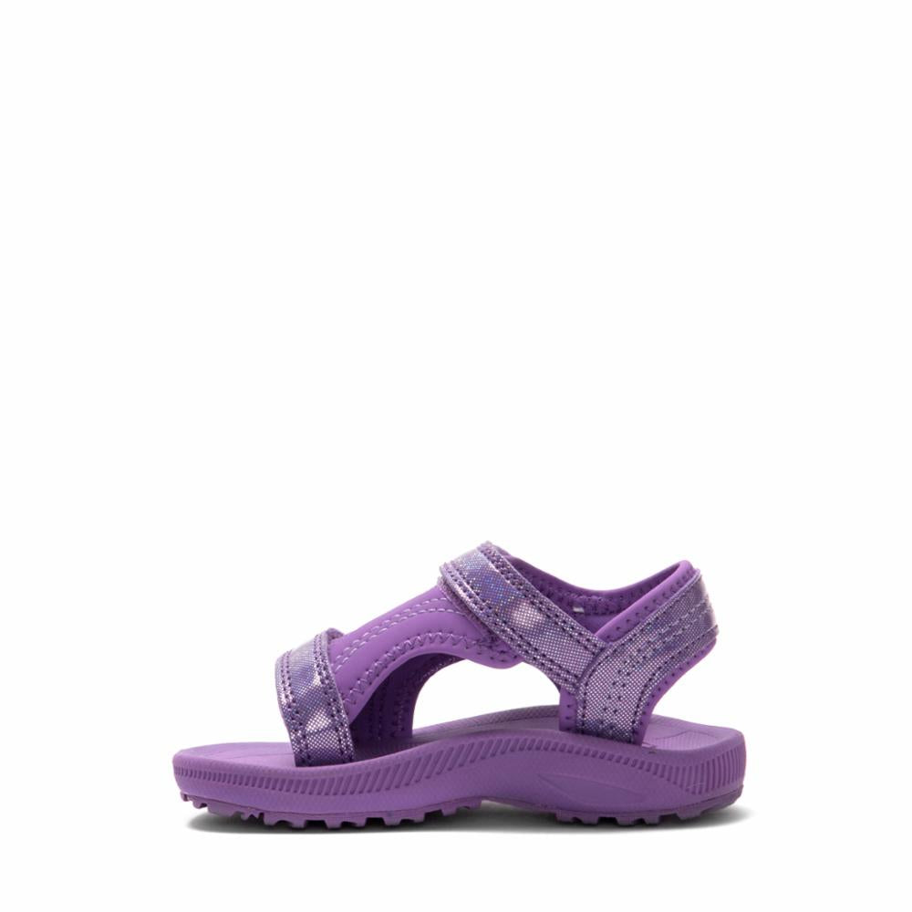 Teva Kids PSYCLONE 4 TODDLER PURPLE SPARKLE