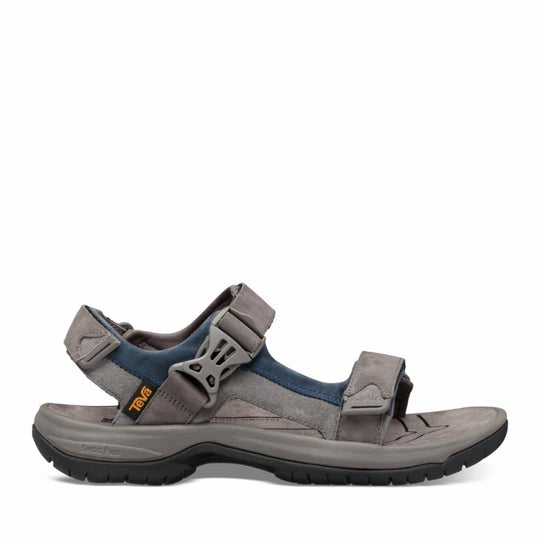 Teva Men TANWAY LEATHER DARK GULL GREY DGGR