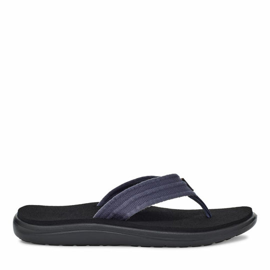 Teva Men VOYA CANVAS FLIP BLUE INDIGO