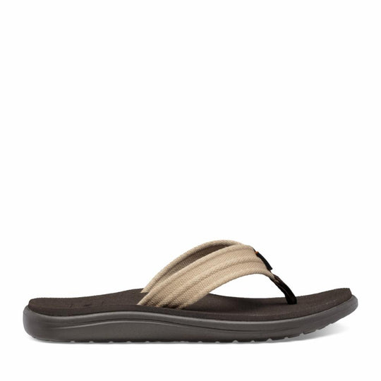 Teva Men VOYA CANVAS FLIP DUNE