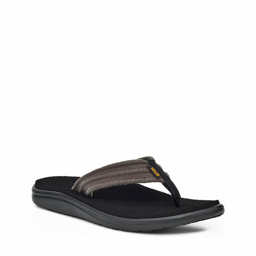 Teva Men VOYA CANVAS FLIP DRIZZLE DRIZ