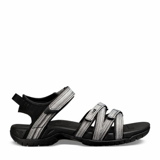 Teva Women TIRRA BLACK/WHITE MULTI BWML