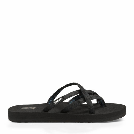 Teva Women OLOWAHU MIX B BLACK ON BLACK