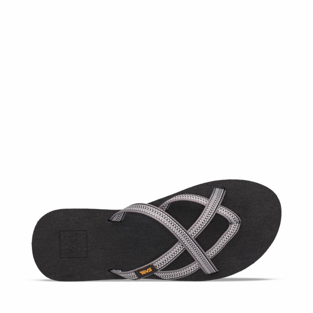 Teva Women OLOWAHU ANTHRACITE/GREY/RED AGGR