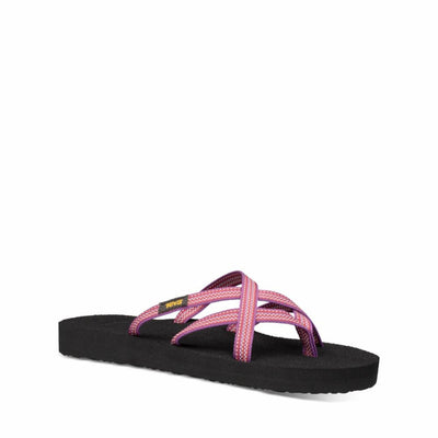 Teva Women OLOWAHU ANTIGUOUS RED PLUM ARPL