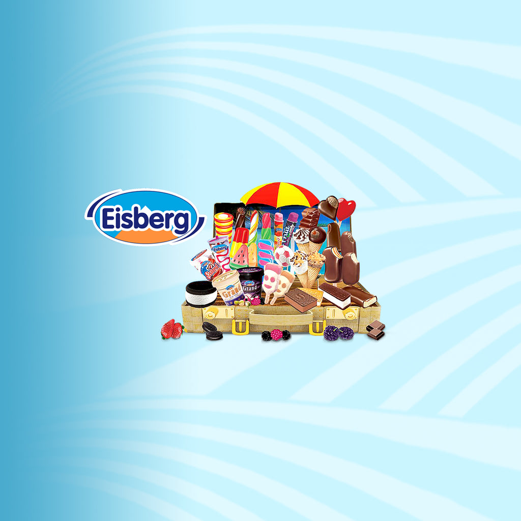 Eisberg Ice Creams - 2kShopping.com - Grocery | Health | Technology