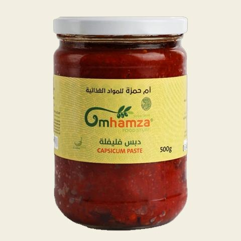 Um Hamza Capsicum Paste 500g - 2kShopping.com - Grocery | Health | Technology