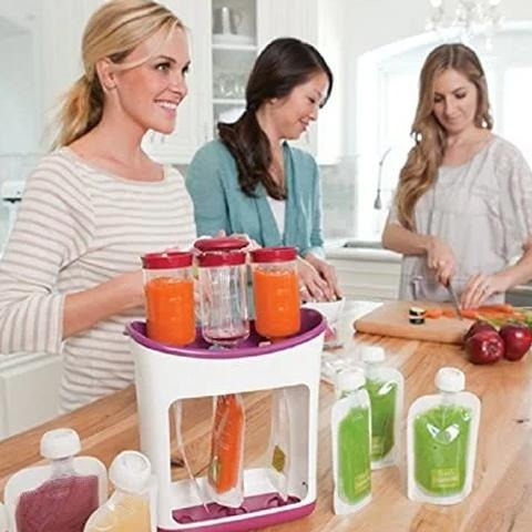 INFANTINO - Squeeze Station - 2kShopping - Grocery | Health | Technology