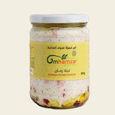 Um Hamza Labana Pomegranate 500g - 2kShopping.com - Grocery | Health | Technology