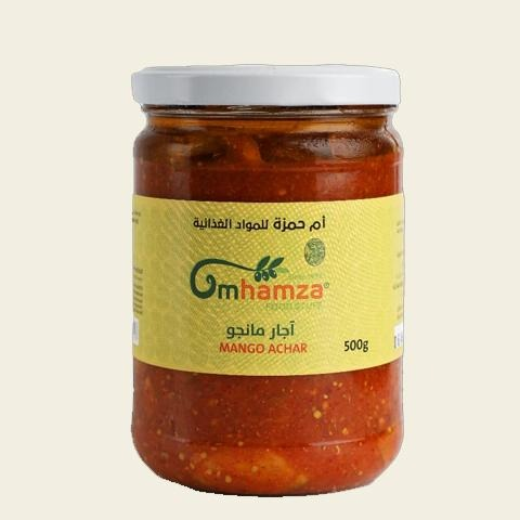 Um Hamza Pickle Mango 500g - 2kShopping.com - Grocery | Health | Technology