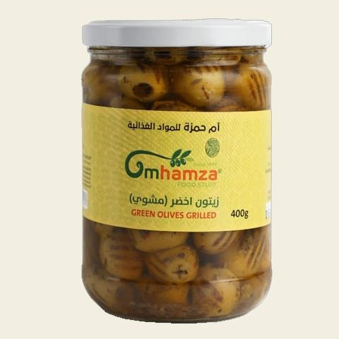 Um Hamza Grilled Olives 500g - 2kShopping.com - Grocery | Health | Technology