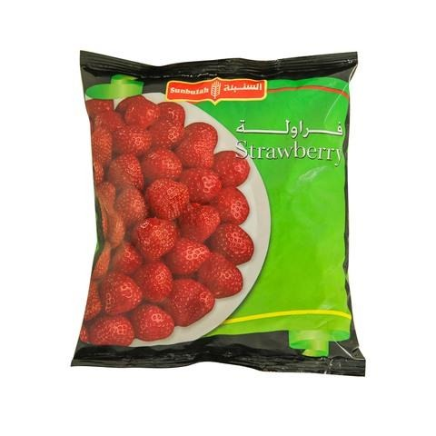 Sunbulah Frozen Strawberry 800g - 2kShopping - Grocery | Health | Technology
