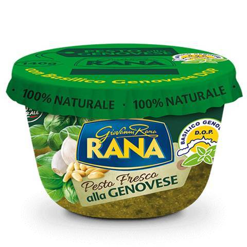 Giovanni Rana Pesto Sauce with Basil 140g - 2kShopping.com - Grocery | Health | Technology