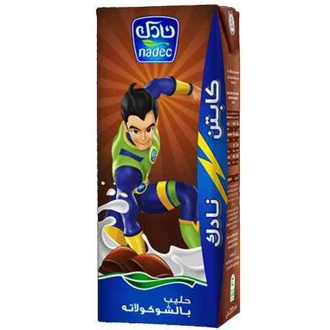Nadec Uht Milk Chocolate 200ml - 2kShopping.com - Grocery | Health | Technology