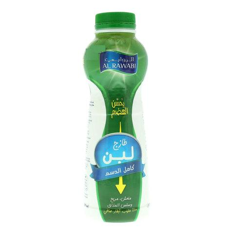 Al Rawabi Fresh Cream Laban 500ml - 2kShopping.com - Grocery | Health | Technology