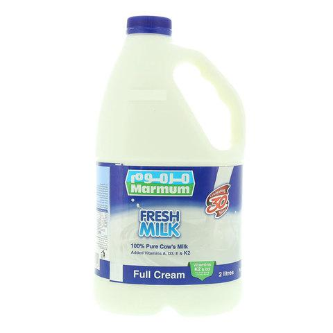 Marmum Fresh Full Cream milk 2L - 2kShopping.com - Grocery | Health | Technology