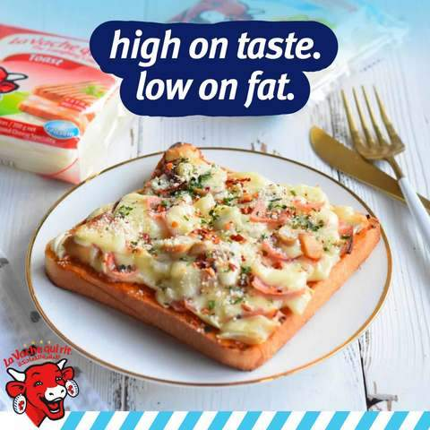 La Vache qui rit Light Cheese Slices 10 Slices 200g... - 2kShopping.com - Grocery | Health | Technology