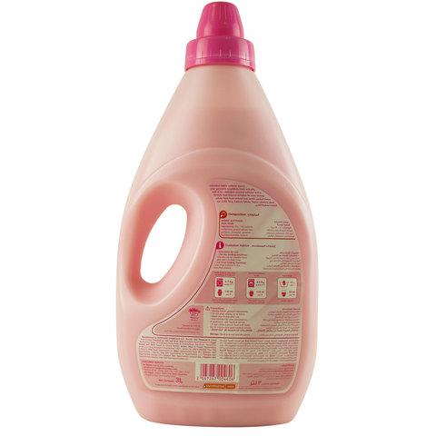 Carrefour Fabric Softener Regular Pink Rose 3L... - 2kShopping - Grocery | Health | Technology