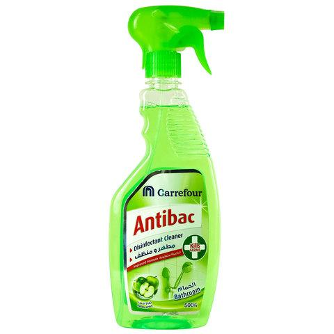 Carrefour Disinfectant Bathroom Cleaner Pine 500ml... - 2kShopping - Grocery | Health | Technology