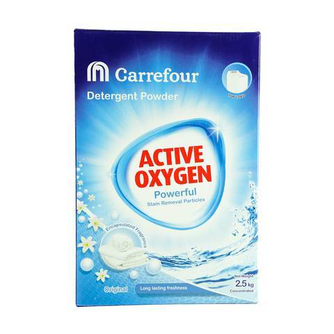 Carrefour Detergent Powder Top Load Regular 2.5kg... - 2kShopping.com - Grocery | Health | Technology