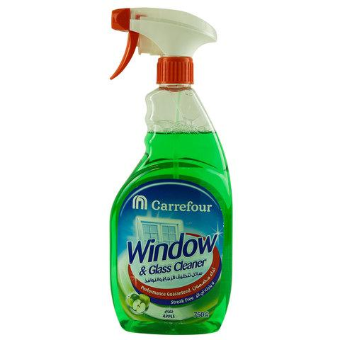 Carrefour Apple Window & Glass Cleaner 750ml... - 2kShopping.com - Grocery | Health | Technology