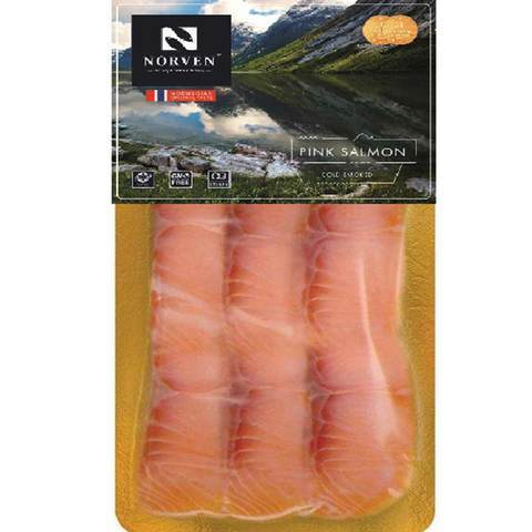Norven Cold pink salmon slice 90g - 2kShopping.com - Grocery | Health | Technology