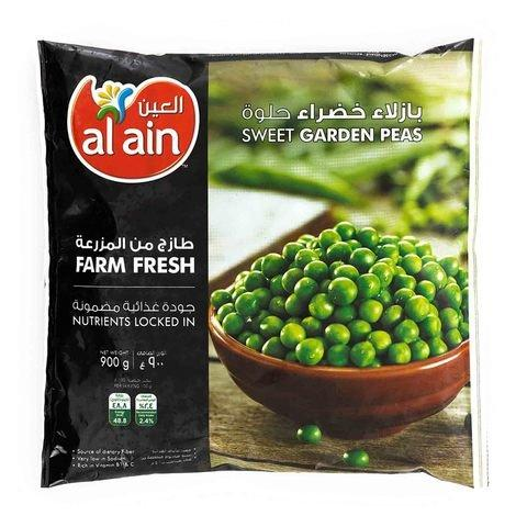 Al Ain Green Peas 900g - 2kShopping.com - Grocery | Health | Technology