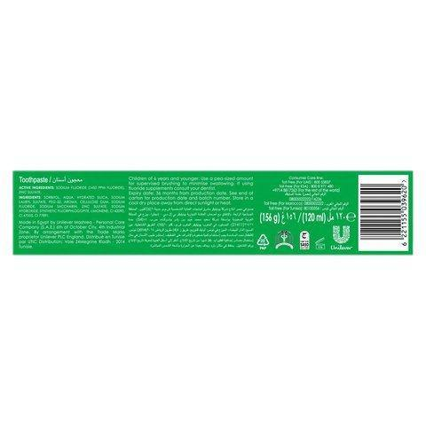 Closeup Anti-Bacterial Toothpaste Menthol Fresh 120ml - 2kShopping.com - Grocery | Health | Technology
