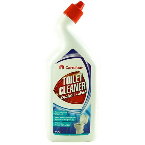 Carrefour Freshness Toilet Cleaner 750ml - 2kShopping.com - Grocery | Health | Technology
