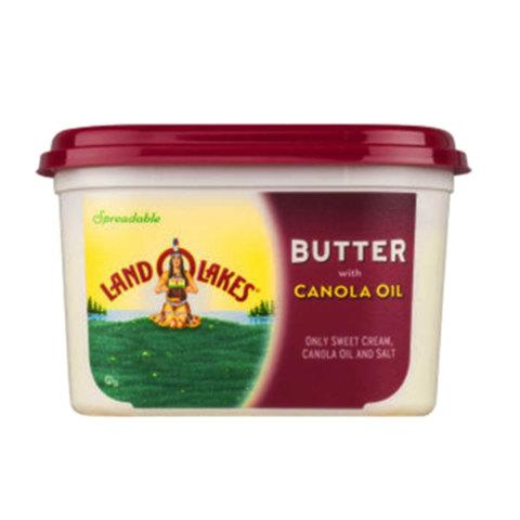 Land O'Lakes Spread Butter with Canola Oil 425g - 2kShopping.com - Grocery | Health | Technology